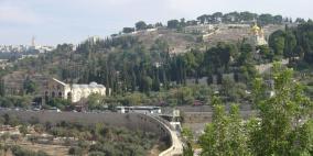الاحتلال يصادر قطعة ارض للرئيس الراحل ياسر عرفات بالقدس