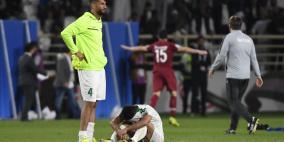 قطر تقصي العراق وتبلغ ربع نهائي كأس اسيا