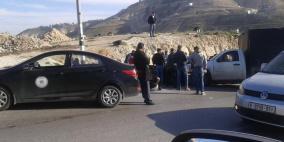 اصابات حرجة في حادث سير على طريق واد النار
