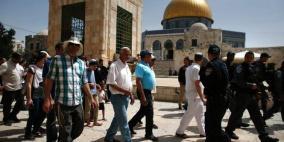 """هيئات القدس تحذر من اقتحامات """"المحاربين القدامى"""" للأقصى"""