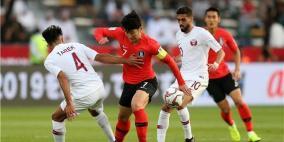 قطر تبلغ نصف نهائي كأس آسيا بفوز صعب على كوريا