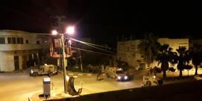 قوات الاحتلال تقتحم يعبد وتعلنها منطقة عسكرية مغلقة