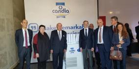 افتتاح شركة الطيف لمنتجات الألبان والأغذية في طولكرم