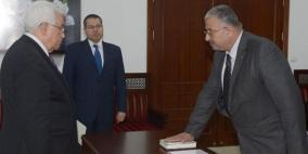 مرسوم رئاسي بتعيين مهنا مستشارا قانونيا للرئيس