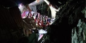 خلال حفل زفاف.. 15 قتيلا جراء انهيار سقف فندق في البيرو