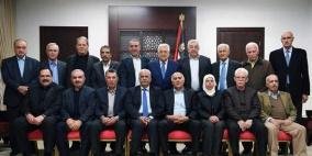 """""""مركزية فتح"""" توصي بتشكيل حكومة فصائلية وتجميد قانون الضمان"""