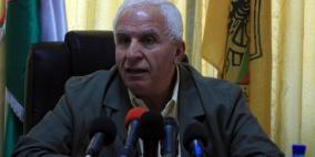 الأحمد: من حق مركزية فتح أن يكون أحد أعضائها رئيس الحكومة