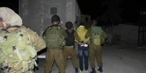 اعتقالات في الضفة