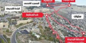 """الاحتلال يصادق على بناء """"تلفريك"""" يربط البلدة القديمة بساحة البراق"""