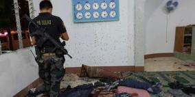 قتيلان جراء هجوم استهدف مسجدا جنوب الفيليبين