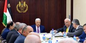تنفيذية المنظمة: الرئيس يتابع التطورات المتلاحقة في غزة