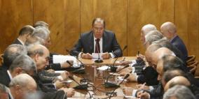 موسكو تكشف الهدف من دعوة  الفصائل الفلسطينية
