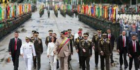 غوايدو: دعم الجيش الفنزويلي حاسم لإزاحة مادورو