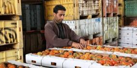 الإحصاء: ارتفاع أسعار المنتج في فلسطين للعام 2018