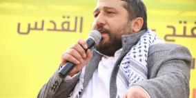 الاحتلال يعتقل أمين سر اقليم القدس في حركة فتح