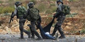 اصابة فتى جراء اعتداء قوات الاحتلال عليه بالضرب في جنين