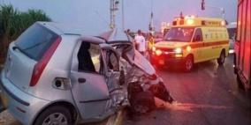 مصرع شخص واصابة أخرين في حادث سير في النقب