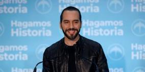 """عبر """"رايــة"""".. سفير السلفادور في فلسطين يدافع عن الرئيس الجديد"""