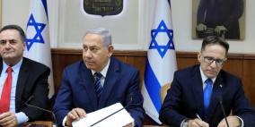 """إسرائيل ستخصم """"مبلغاً كبيراً"""" من عائدات الضرائب الفلسطينية"""