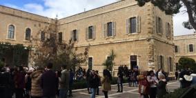 جامعة بيت لحم تعلق الدراسة حتى إشعار آخر