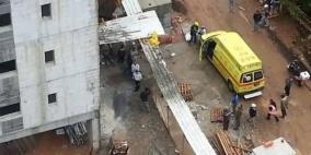 مصرع شاب سقط من علو في مدينة بئر السبع