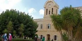 جامعة بيت لحم مغلقة.. شروط الادارة ومطالب الطلبة