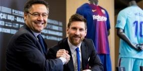 """برشلونة يكشف عن خطته لمرحلة """"ما بعد ميسي"""""""