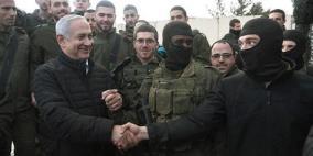 المستشار القانوني يمنع نتنياهو من نشر صوره مع الجنود حتى الانتخابات