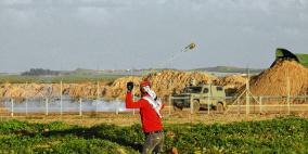 شهيدان وعشرات الاصابات على حدود غزة