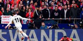 عقوبة قاسية بانتظار غاريث بيل بسبب طريقة احتفاله أمام اتلتيكو مدريد