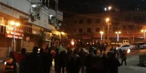 الخليل: مسيرة مشاعل في ذكرى مجزرة الحرم الإبراهيمي