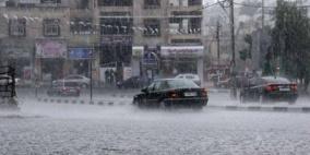 منخفض جوي مصحوب بكتلة هوائية شديدة البرودة يضرب فلسطين غدا