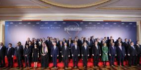 الرئاسة: قضية الشرق الاوسط سياسية وليست امنية