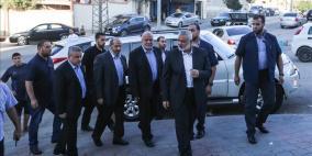 """صحيفة: حماس ستستعيد """"أبو سالم"""" وهنية باق في القاهرة"""