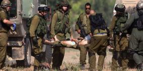 إصابة جندي إسرائيلي قرب حدود غزة