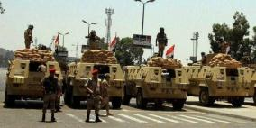 حماس تدين هجوم الجيش المصري في سيناء