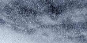 الطقس: اجواء شديد البرودة وتسقط زخات من الامطار