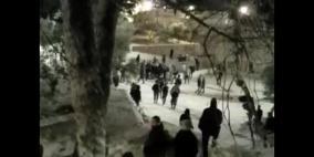 فتح: إغلاق بوابات المسجد الأقصى جريمة واستفزاز