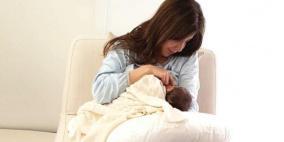 نصيحة من نانسي عجرم للأمهات حول الرضاعة الطبيعية