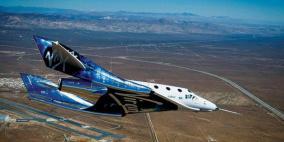 فيديو.. أول مسافر يصل حافة الفضاء عبر مركبة تجارية