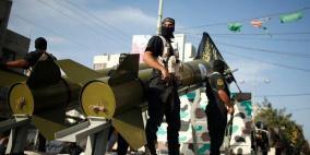 فيديو.. سرايا القدس تكشف عن صواريخ دقيقة تصل لما بعد نتانيا