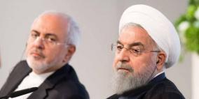 """الرئيس الإيراني """"لم يقبل"""" استقالة وزير الخارجية"""