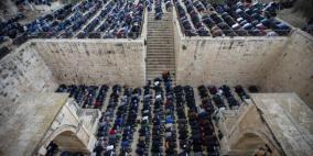 اردان: لن نسمح بمواصلة فتح مصلى باب الرحمة