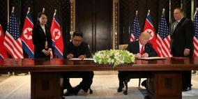 """ترامب يغري كوريا الشمالية بمستقبل """"رائع"""""""