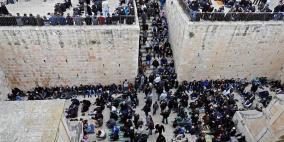 الأردن تتجاهل رسالة اسرائيل بشأن باب الرحمة