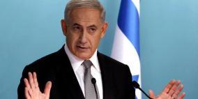 رفض الاستقالة.. نتنياهو يتهم اليسار بمحاولة اسقاط حكمه