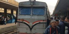 """محطة مصر تعود للعمل بعد كارثة """"قطار رمسيس"""""""