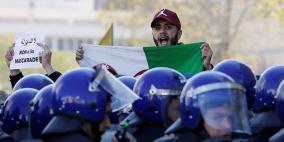 استمرار التظاهرات في الجزائر وسط تعزيزات أمنية