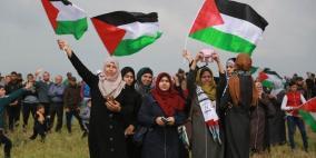 """الجمعة المقبلة بغزة """"جمعة المرأة الفلسطينية"""""""