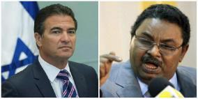ما هي حقيقة لقاء مدير المخابرات السوداني مع رئيس الموساد؟